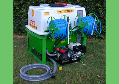 Greenhouse Sprayers - 600 Liter Stationary